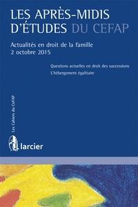 Deedr.fr Les après-midi d'études du CEFAP Image