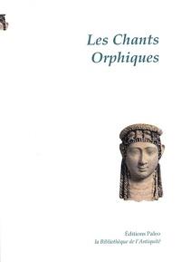 Deedr.fr Les Chants Orphiques Image