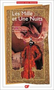 Anonyme - Les Mille et Une Nuits - Tome 1, Contes arabes.