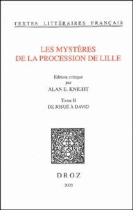 Les mystères de la procession de Lille - Tome 2, de Josué à David.pdf