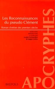 LES RECONNAISSANCES DU PSEUDO CLEMENT. Roman chrétien des premiers siècles.pdf