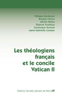 Anonyme - Les théologiens français et le concile Vatican II.