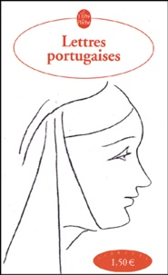 Anonyme - Lettres portugaises traduites en français.