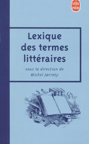 Anonyme - Lexique des termes littéraires.