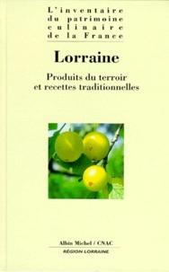 Anonyme - Lorraine - Produits du terroir et recettes traditionnelles.