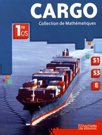 Anonyme - Mathématiques 1re C/S Cargo.