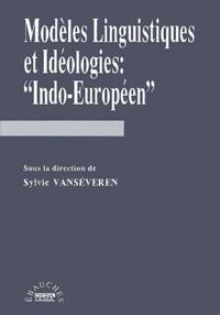 """Anonyme - Modèles linguistiques et idéologies : """"indo-européen""""."""