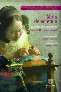 Mots de science- Mélanges en l'honneur de Nicole Le Douarin