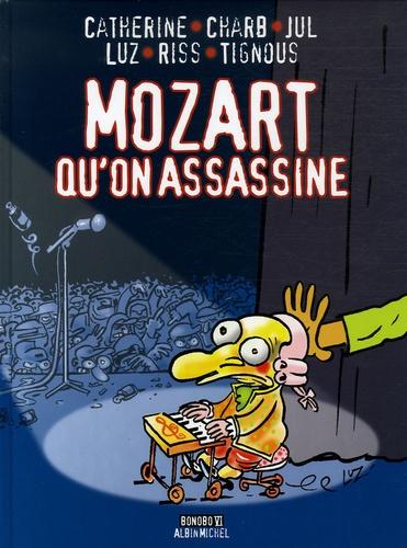 Anonyme - Mozart qu'on assassine.