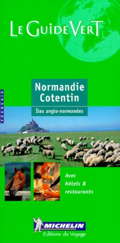 Anonyme - Normandie Cotentin, Iles anglo-normandes - Edition 2000.