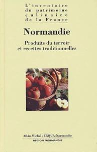 Anonyme - Normandie - Produits du terroir et recettes traditionnelles.