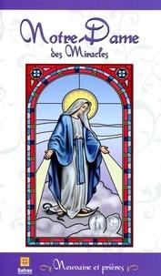 Anonyme - Notre Dame des Miracles - Neuvaine et prières.
