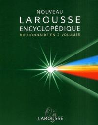 Coachingcorona.ch Nouveau Larousse encyclopédique - Dictionnaire en 2 volumes Image