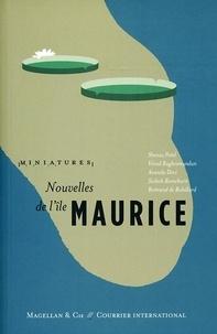Anonyme - Nouvelles de l'Ile Maurice.