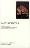 Anonyme - Pañcatantra.