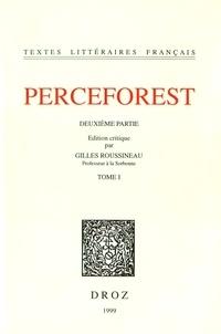 Alixetmika.fr Perceforest - Deuxième partie Tome 1 Image