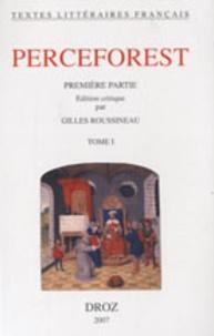 Histoiresdenlire.be Perceforest - Première partie Tome 1 Image