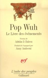 Anonyme - Pop wuh - Le Livre des événements.