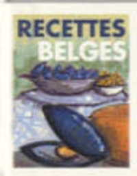 Anonyme - Recettes belges.