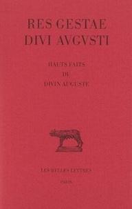 Res Gestea Divi Augusti - Hauts faits du divin Auguste.pdf