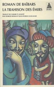 Anonyme - Roman de Baïbars Tome 5 : La trahison des émirs.