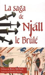 Anonyme - Saga de Njall le Brûlé.
