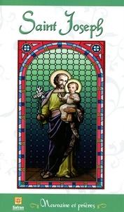 Anonyme - Saint Joseph - Neuvaine et prières.