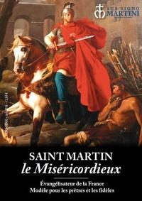 Anonyme - Saint Martin le miséricordieux.