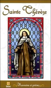 Anonyme - Saint Thérèse - Neuvaines et prières.