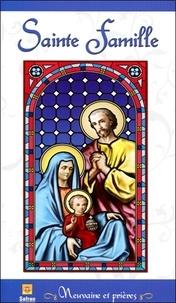 Anonyme - Sainte Famille - Neuvaine et prières.