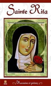 Anonyme - Sainte Rita - Neuvaines et prières.