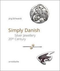 Anonyme - Simply danish silver jewellery - 20th century.