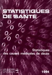 Anonyme - Statistiques des causes médicales de décès.