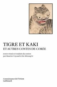 Tigre et kaki et autres contes de Corée.pdf
