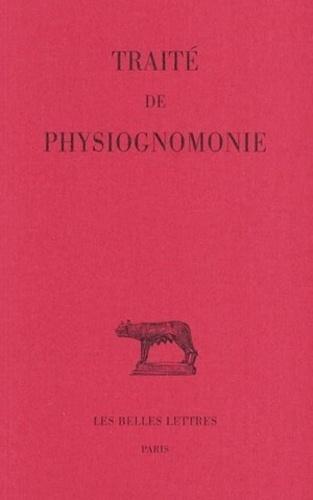 Anonyme - Traité de physiognomonie.