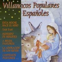 Anonyme - Villancicos Populares Españoles - CD audio.