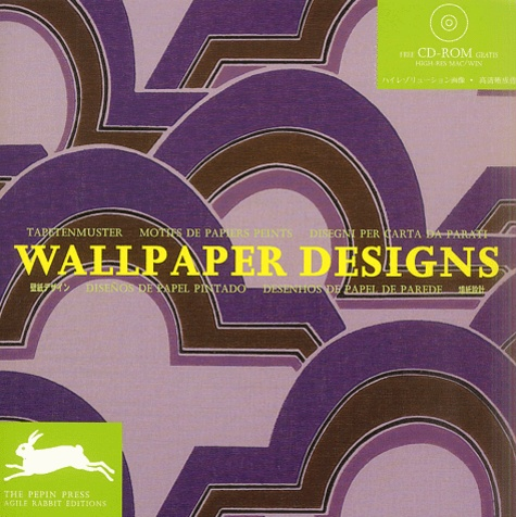 Anonyme - Wallpaper designs. 1 Cédérom