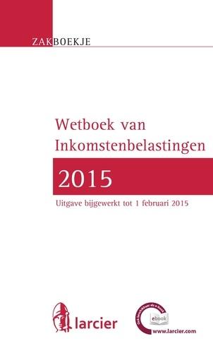 Zakboekje inkomstenbelastingen 2015