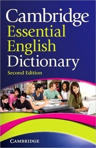 Anonymous - Cambridge Essential English Dictionary.