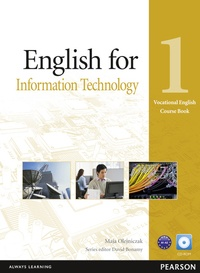 Anonymous - English for IT Level 1 Coursebook and Audio CD Pack.