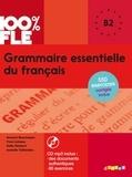 Anouch Bourmayan et Yves Loiseau - Grammaire essentielle du français B2. 1 CD audio MP3