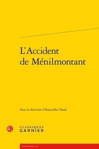 Deedr.fr L'Accident de Ménilmontant Image