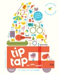 Anouck Boisrobert et Louis Rigaud - Tip tap on the road ! - Mon imagier interactif in English. 1 Cédérom