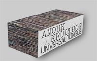Anouk Kruithof - Universal Tongue.