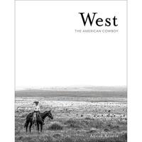 Anouk Masson Krantz - West - The american cowboy.