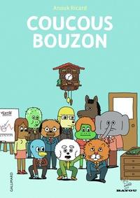 Anouk Ricard - Coucous Bouzon.