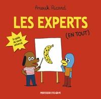 Anouk Ricard - Les experts (en tout).