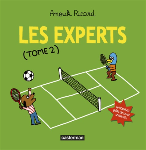 Les experts. Tome 2
