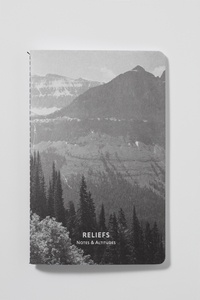Ansel Adams - Carnet Ansel Adams - Glacier National Park.