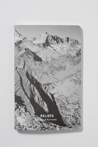 Ansel Adams - Carnet Ansel Adams - Mt. Brewer.
